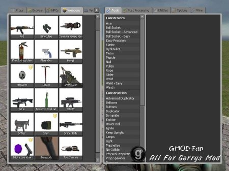 Complete Hl2 Beta Weapons Pack