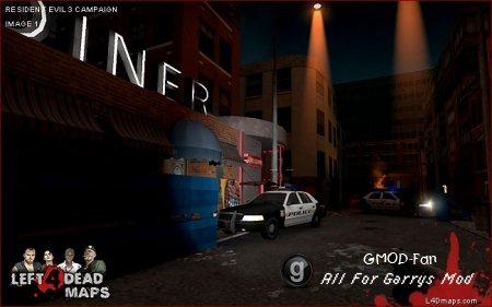L4D Resident Evil 3