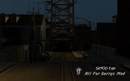 L4D -The Sacrifice Bridge map
