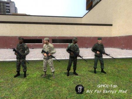 National Guard NPCS