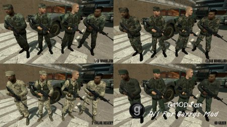 L4D National Guard Soldiers
