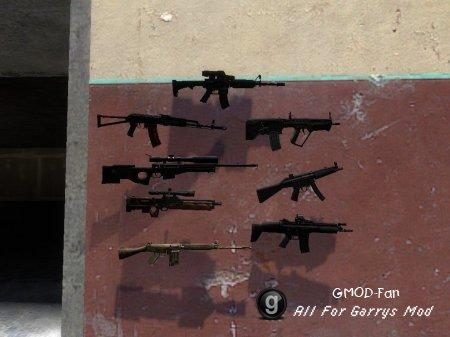 grubs modern weapon pack v2