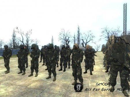 Vipers Operator NPC's