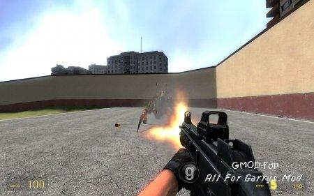 Customizable Weaponry 1.07