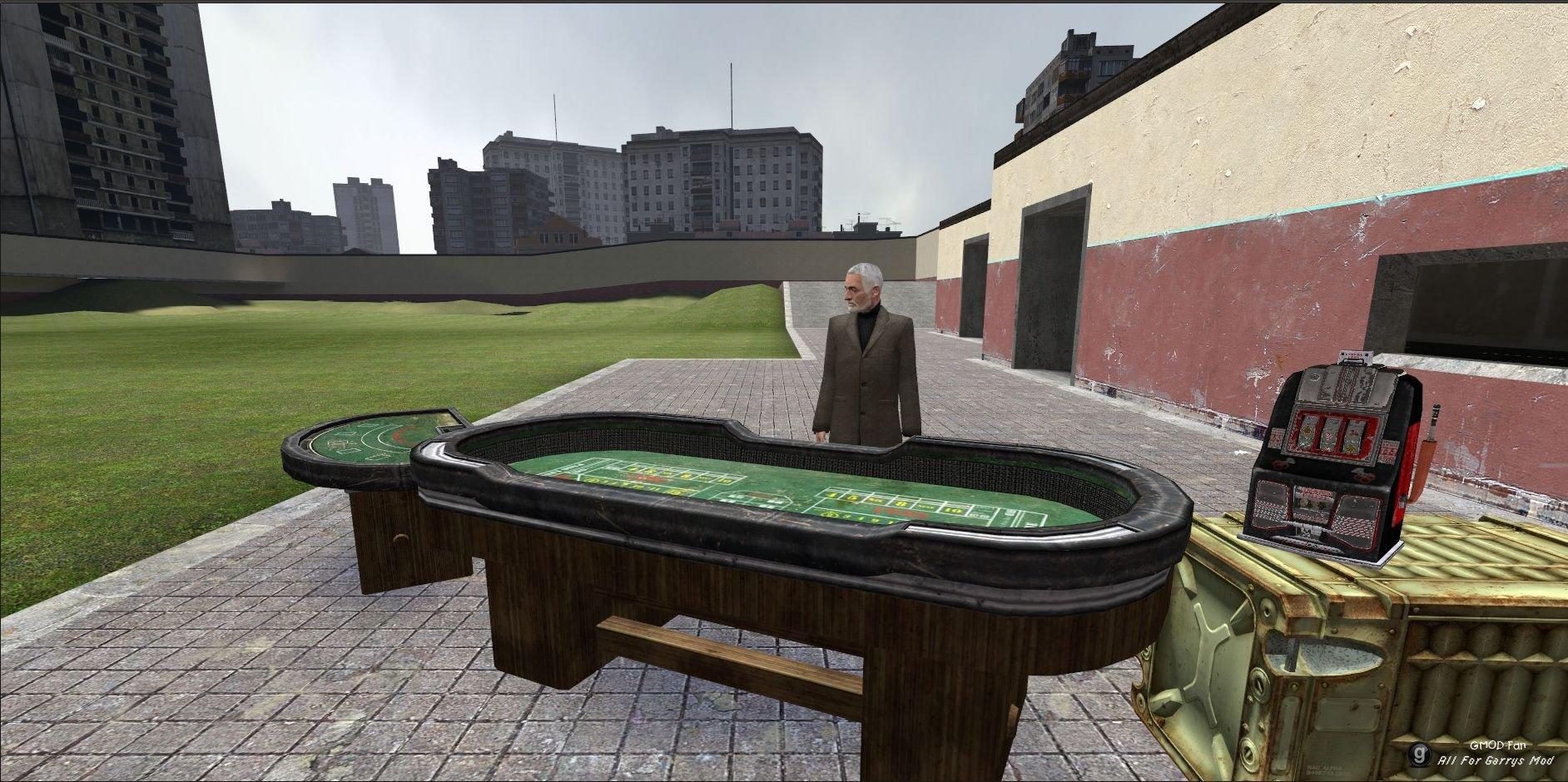 Fallout new vegas вас лишили права играть в этом казино