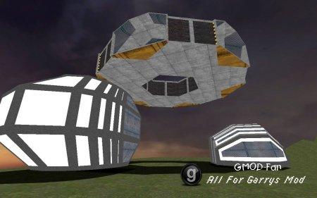 Spacebuild Model Pack Alpha 2