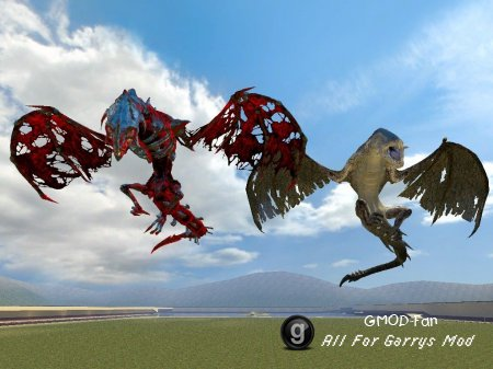 Dragons snpcs fixed + icons