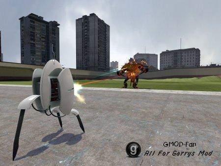 Portal Turret v1.1