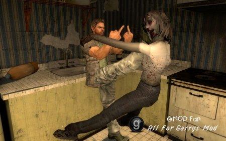 Resident Evil 5 Chris Plain