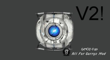 Portal 2 Wheatley V2