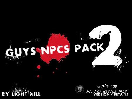 Guys Npcs Pack
