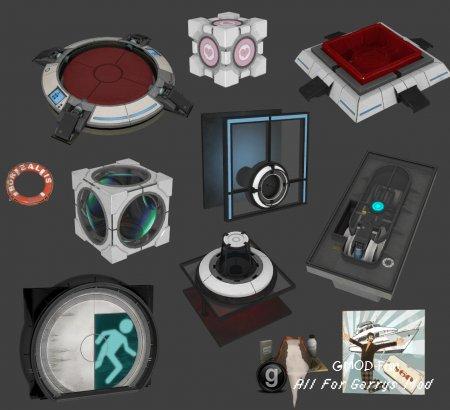 Portal 2 content