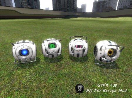Portal 2 Cores V2