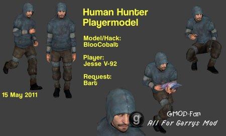 Human Hunter Playermodel