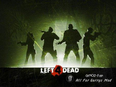 LEFT 4 DEAD Weapons Soundmod