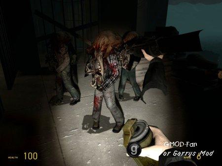 1187 zombie skins