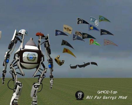 Portal 2 content update