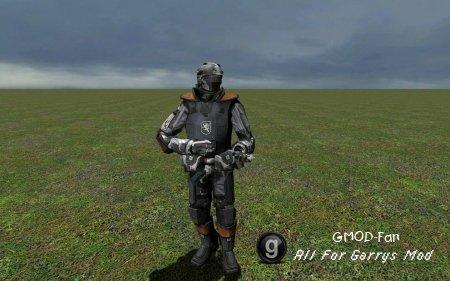 Battlefield 2142: NPCs