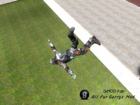 Battlefield 2142 ragdolls