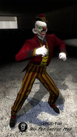 Mortal Kombat Clown