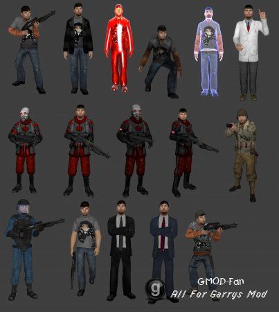 SGG49's Personal skins