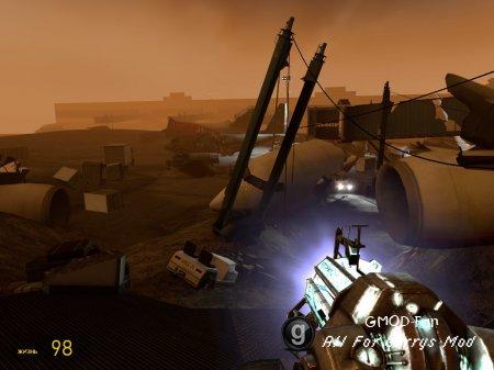 Left 4 Dead Maps for Garry's Mod Final Release!