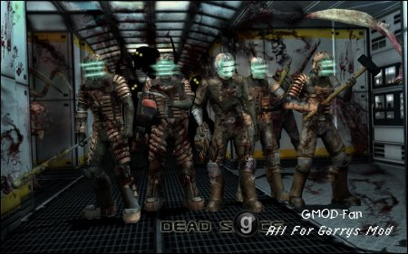 Dead Space 1 Gmod