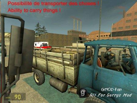 DarkRP Vehicle pack
