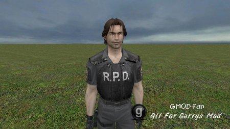 Resident Evil Npcs