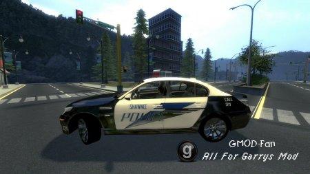 BMW M5 E60 Shawnee,KS Police