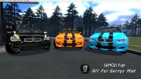 BMW skins