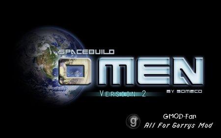 Spacebuild Omen v2