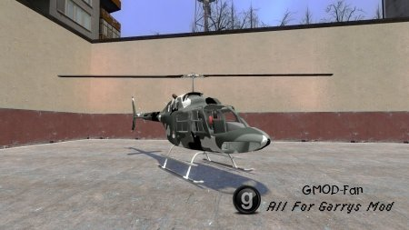 Bell 206b 3 more Skins