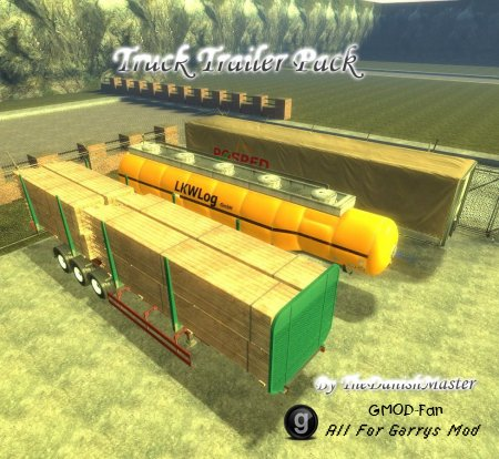 Trailer pack by TheDanishMaster