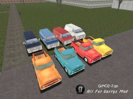 [FS] Clan Vehicle Pack