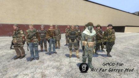 Black Ops: Mega Pack 0.5