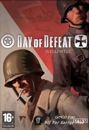 Day of Defeat: Source content
