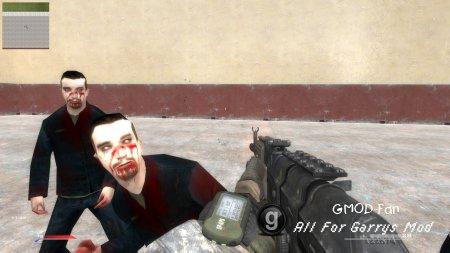 Infected Zombie NPC V1
