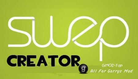 SwepCreator + Models&SoundList