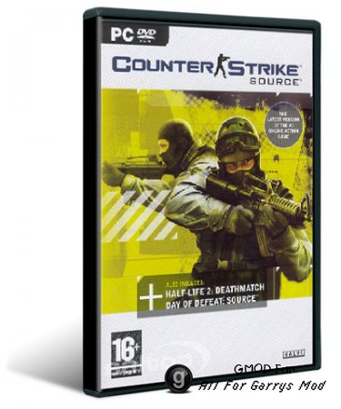 Counter-Strike: Source content