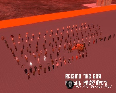 Raising The Bar Global Pack v1