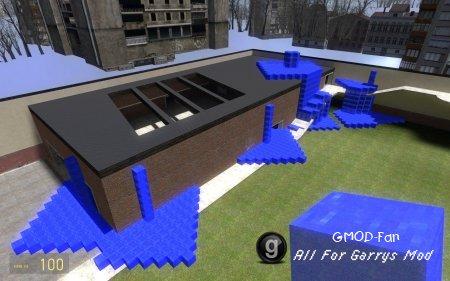 Minecraft SWEP SP