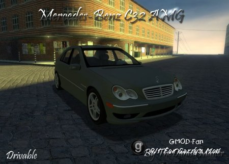 Mercedes C32 AMG by TheDanishMaster