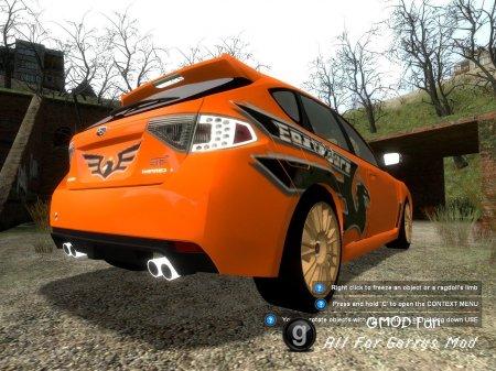 Subaru Impreza 08 Eastsiderz