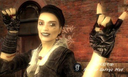 Vampire Alyx Skin