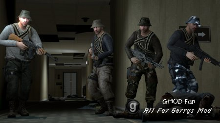 L4D 2 Fallen Survivor and Heli