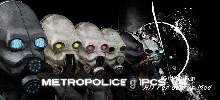 Metropolice NPC's v4