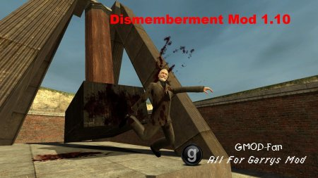 Dismemberment Mod 2.0