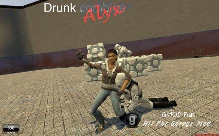 Drunk Alyx v6