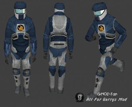 Combine Hev Suit Project